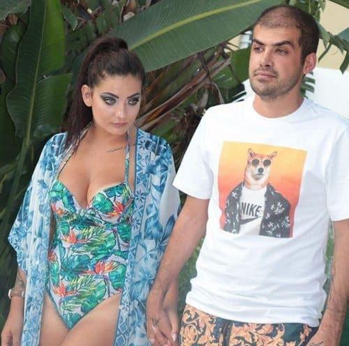 مسعود ترکیبی پسر لاریجانی