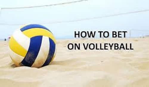 شرط بندی روی والیبال چگونه می باشد