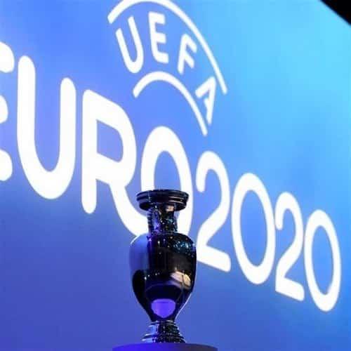 قرعه کشی لیگ ملت های اروپا 2020