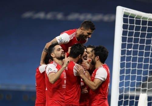 موفقیت های باشگاه پرسپولیس