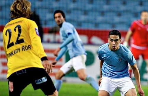5 تیم برتر لیگ سوئد