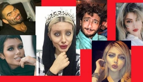 شاخ های اینستاگرام در ترکیه
