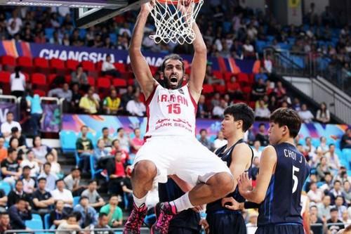 تیم حامد در لیگ بسکتبال ایران