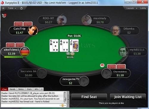 ثبت نام در سایت PokerStars