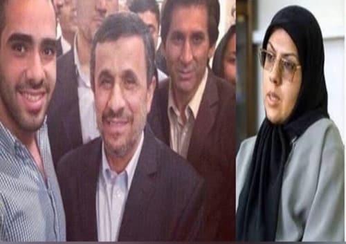 استوری ساشا سبحانی در مورد احمدی نژاد بیانگر چه چیزی بود؟