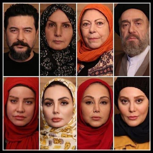 عکس های سلبریتی های معروف ایران را در کجا می توان دید؟