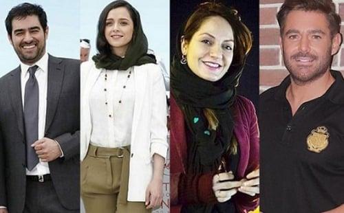 محبوب ترین سلبریتی ایرانی