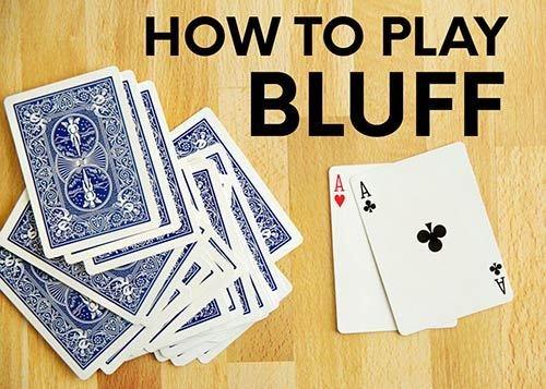 بازی کارتی بلوف چیست؟