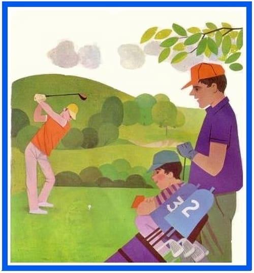 بازی گلف چجوریه