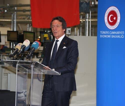 احمد نظیف زورلو کارآفرین ترکیه