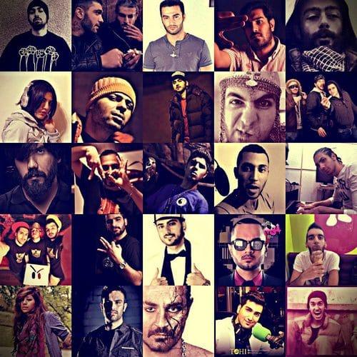 بهترین آهنگ های رپ فارسی قدیمی